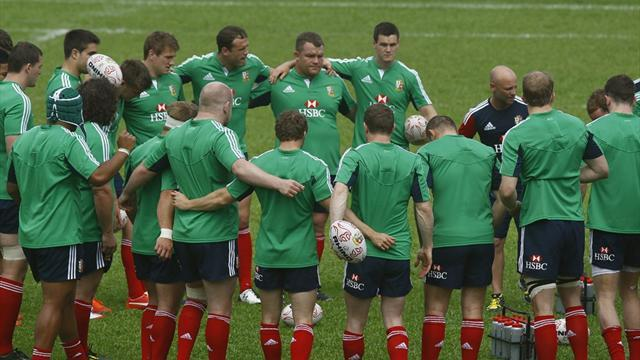 Rugby - Nine Wales stars to start for Lions against Barbarians