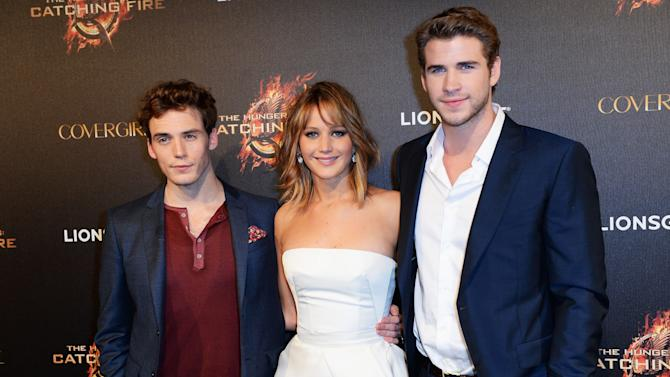 'The Hunger Games:Catching Fire' Party - The 66th Annual Cannes Film Festival