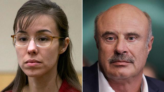 Dr. Phil Denies Paying Jodi Arias' Family