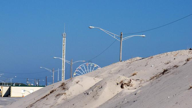 Dunes vs. property rights in storm-battered NJ