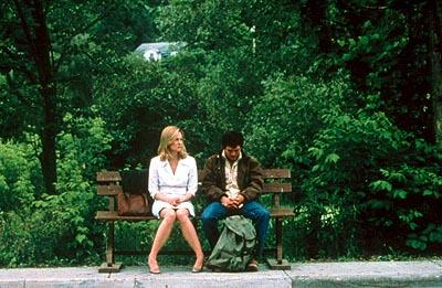 Laura Linney and Mark Ruffalo in Paramount Classics' You Can Count On Me