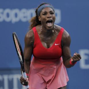 Serena books title rematch with Azarenka