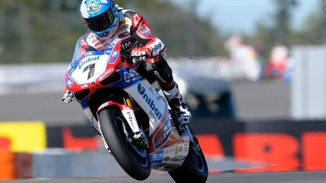 Superbike - Eurosport extends WSBK partnership