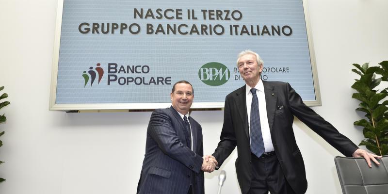 Banco BPM tonico: gruppo solido, escluso aumento di capitale