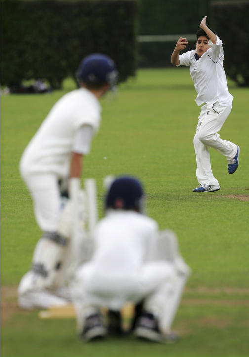 Cricket At The Spencer Club