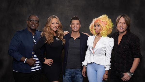 'American Idol' Producers Dismiss Nicki Minaj-Mariah Carey Feud