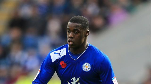 Football - Schlupp back with Foxes