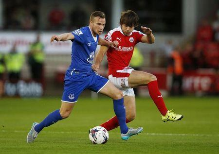 Barnsley v Everton - Capital One Cup Second Round
