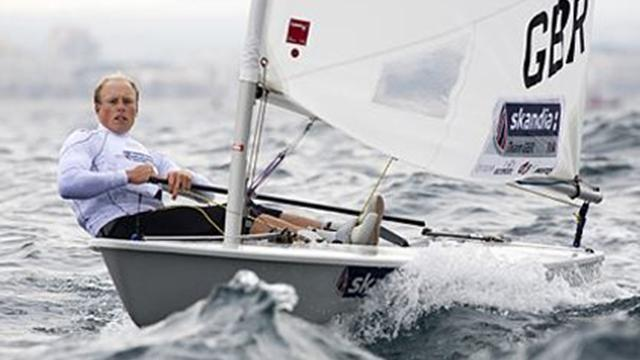 Sailing - Thompson ready for worlds as he impresses in France