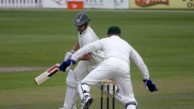 Cricket - International Tour Match - Day Two - Worcestershire v Australia - New Road