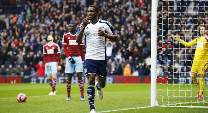Video: West Bromwich Albion vs West Ham United