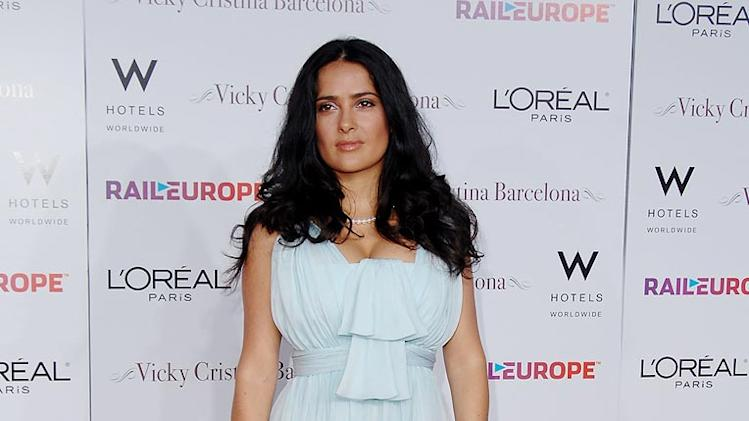 Best and Worst of Summer 2008 Salma Hayek