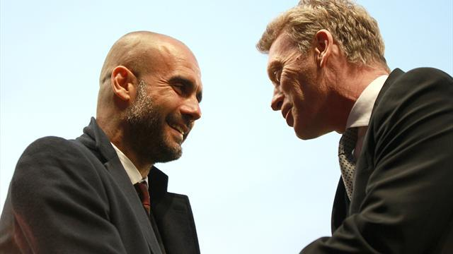 Champions League - Moyes: Performance shows we can go 'toe to toe' with Bayern