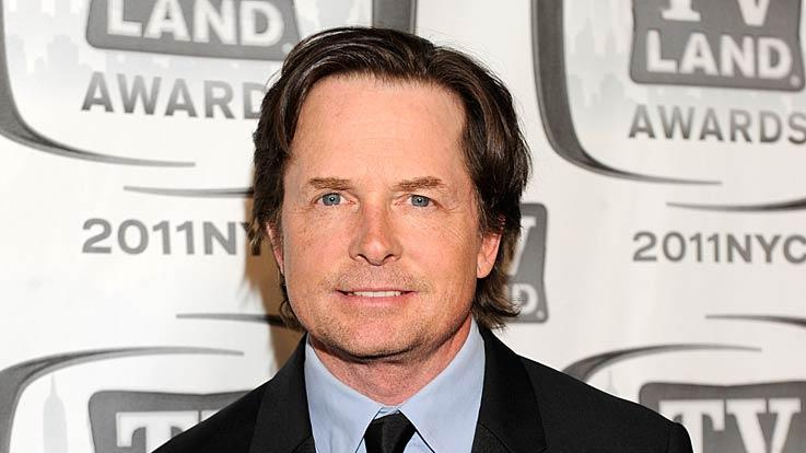MichaelJ Fox TV Land Awards