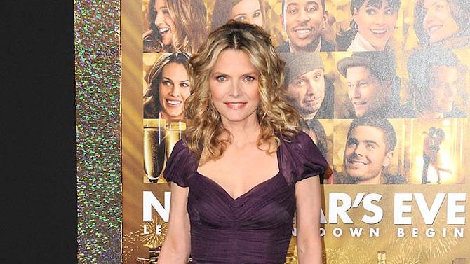 Michelle Pfeiffer New Years Eve