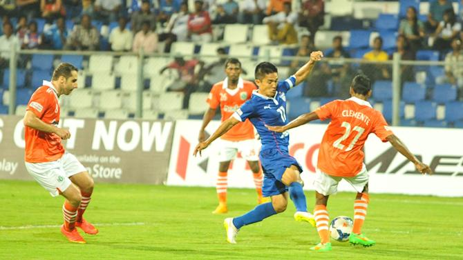 I-League: Bengaluru FC - Sporting Clube de Goa Preview: Blues look to extend unbeaten streak over Goans