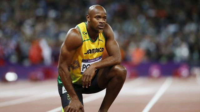 Athletics - Asafa Powell handed 18-month doping ban