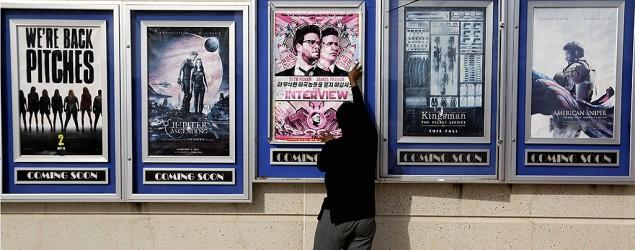 Hackers praise Sony for 'Interview' decision
