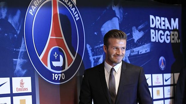 Despite not taking a salary, David Beckham will earn 36m euros this season (Reuters)