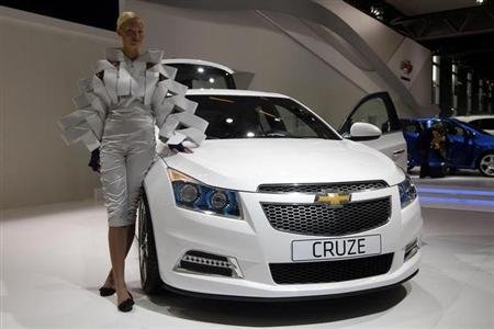 General Motors Recalls Chevrolet Cruzes Trucks And Suvs