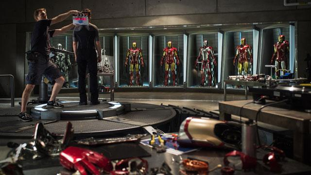 'Iron Man 3' First Plot Details Revealed