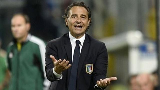 Serie A - Prandelli: Future decided before Brazil 2014