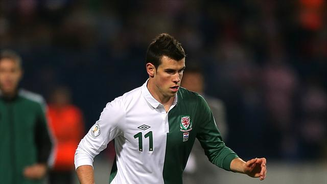 World Football - Coleman considering Bale as Wales striker