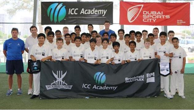 ICC Academy Warriors to compete in ESCA Schools Cricket Festival
