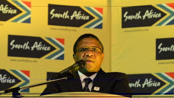 EXTRA TIME: Mbalula's statement against xenophobia to unite African football