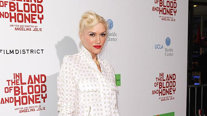Gwen Stefani The Land Of Bloof And Honey