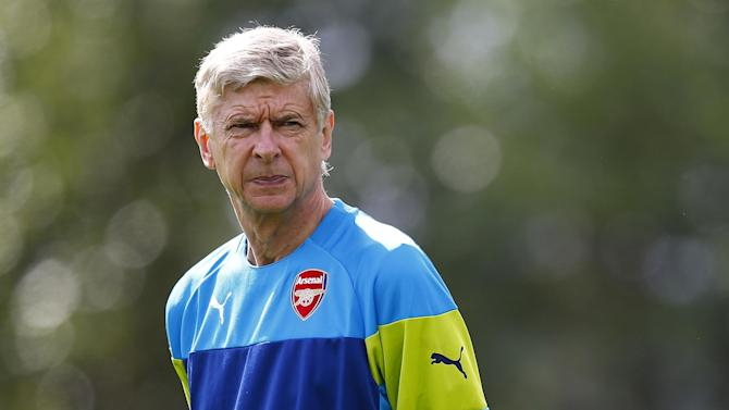 Champions League - Wenger wants Arsenal to kick on