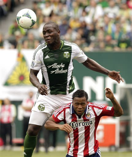 Timbers defeat Chivas USA 3-0