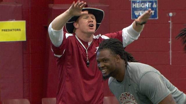 60 Minutes Sports Preview: Built by Bama