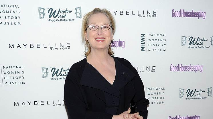 Meryl Streep Good Housekeeping