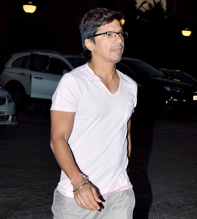 Spotted: Celebs pay their respects to Sonu Nigam's mother