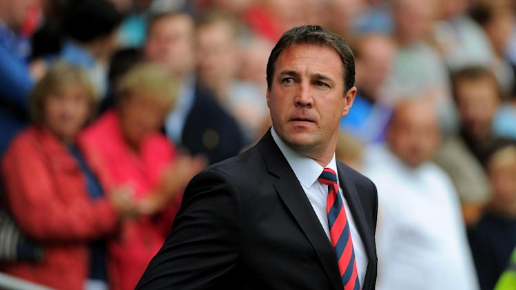 Malky Mackay is keeping his feet on the ground despite Cardiff's good form