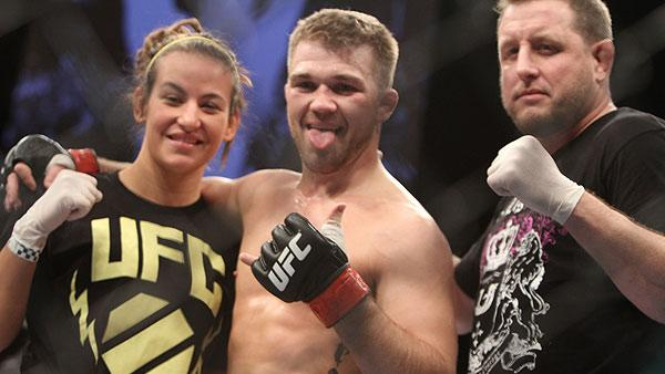 Bryan Caraway Replaces Injured Erik Perez Against Johnny Bedford at UFC 159