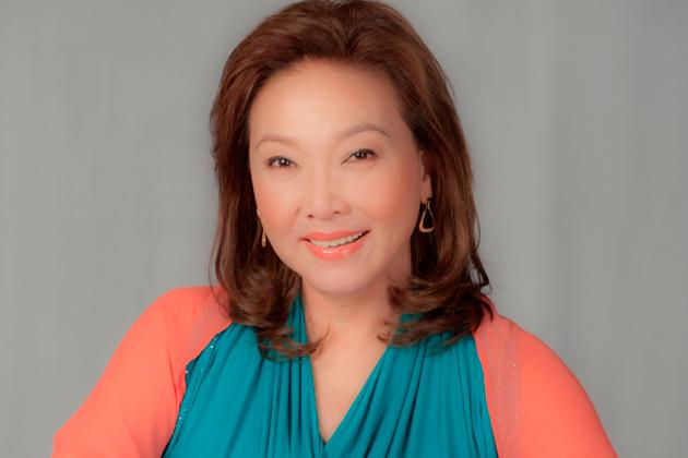 Mel Tiangco (Photo courtesy of GMA Network)