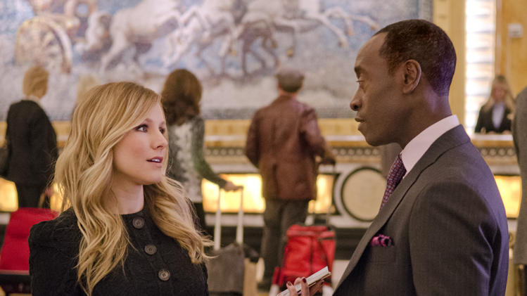 House of Lies (Showtime, 1/13)