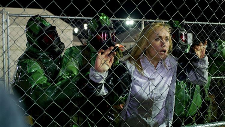 The Crazies Production Photos 2010 Overture Films Radha Mitchell