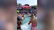 'SO INTENSE': Outrage as hundreds ignore lockdown to attend wild pool party