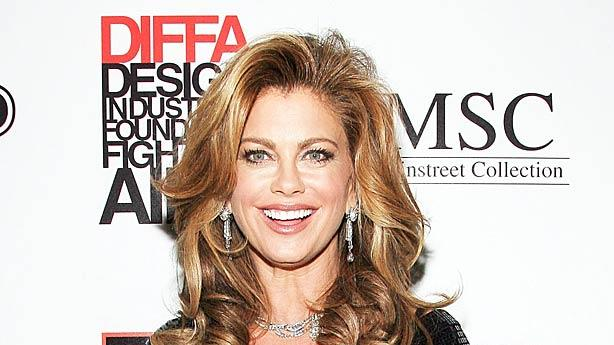 Kathy Ireland DIFFA Event