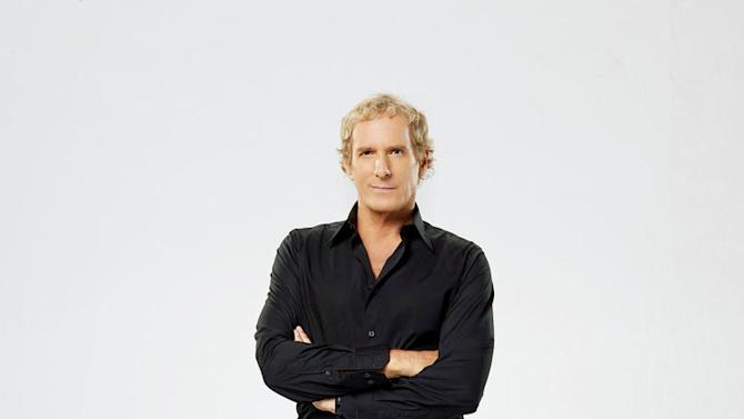 """Michael Bolton has sold more than 53 million records, released 18 studio albums, won multiple Grammys for Best Male Vocalist and countless other honors, all while selling out arenas worldwide. He will compete on the eleventh season of """"Dancing With the Stars."""""""