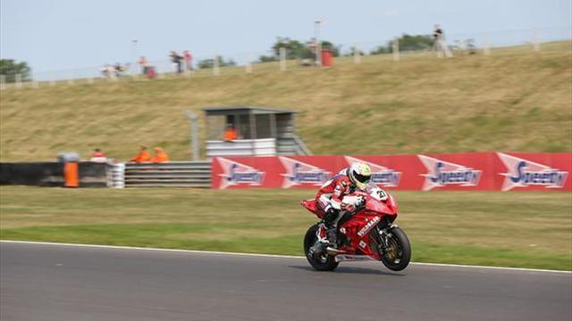 Superbikes - Snetterton BSB: 'More to come' from Westmoreland