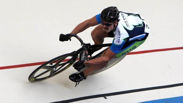Cycling - Paul settles for second at Six Days of Bremen