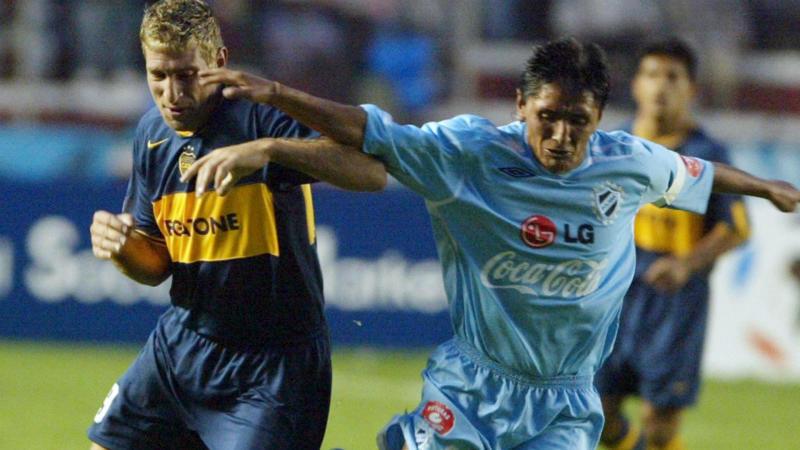 玻利瓦尔博卡杯解放者杯2007