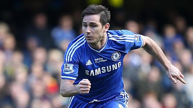 Premier League - Lampard announces Chelsea departure
