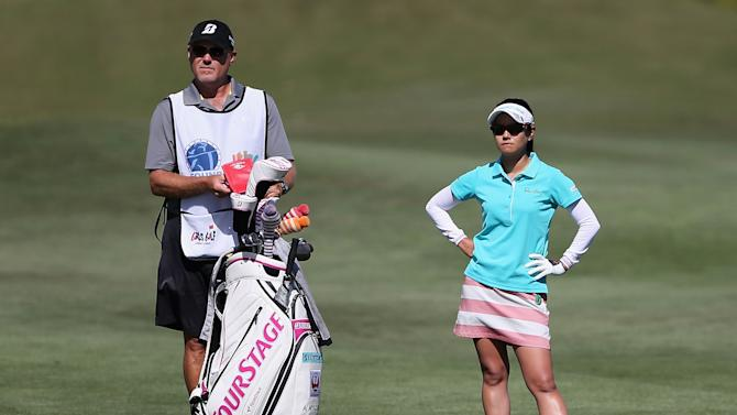 LPGA Founders Cup - Round Two