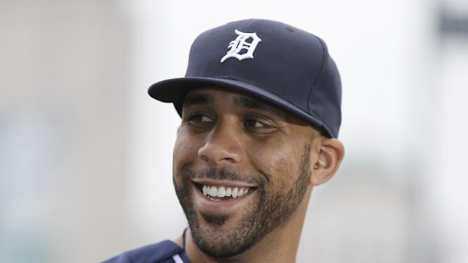 Price joins strong Tigers, starts Tuesday vs Yanks