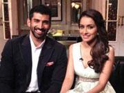 Shraddha Kapoor-Aditya Roy Kapoor's 'Aashiqui' on 'Koffee with Karan'